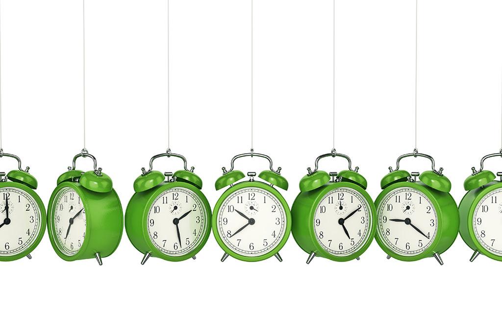 Relógio: o tique-taque implacável