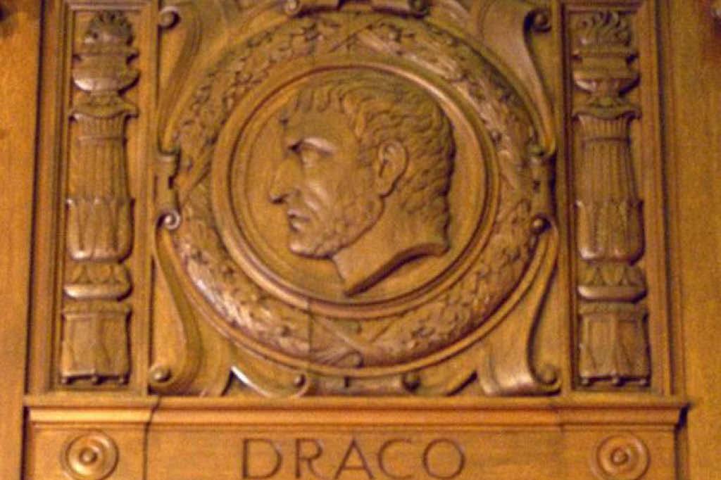 De onde vem esse palavrão: Castigo draconiano