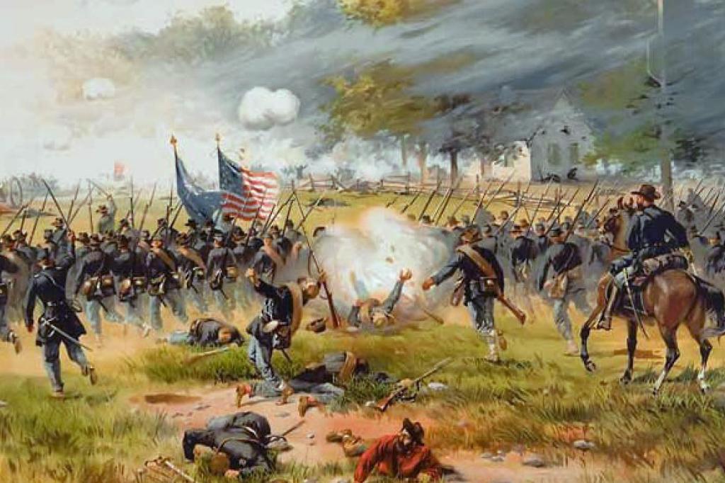 E se... os Confederados tivessem vencido a Guerra da Secessão?
