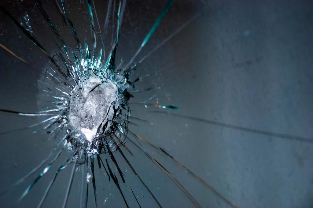 Como é feito o vidro blindado?
