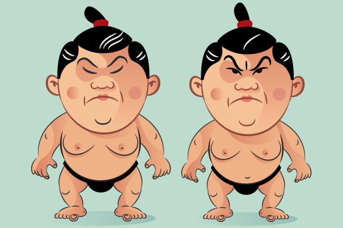 Como surgiu e como se luta o sumô?