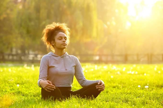 Passo a passo para a meditação: sentado