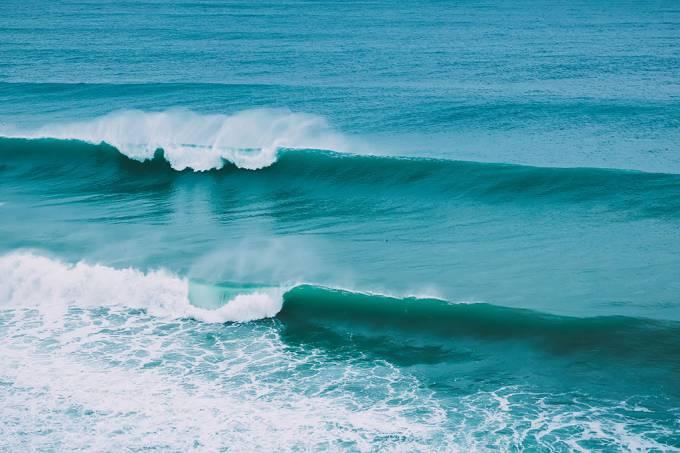 O Oceano Pacífico está ficando menos salgado