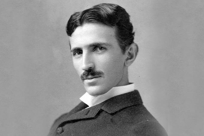 Nikola Tesla, o cientista maluco original