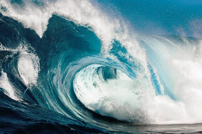 Na onda do surf