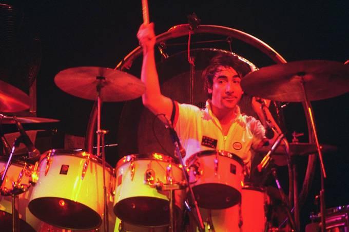 Keith Moon: o verdadeiro selvagem da história do rock
