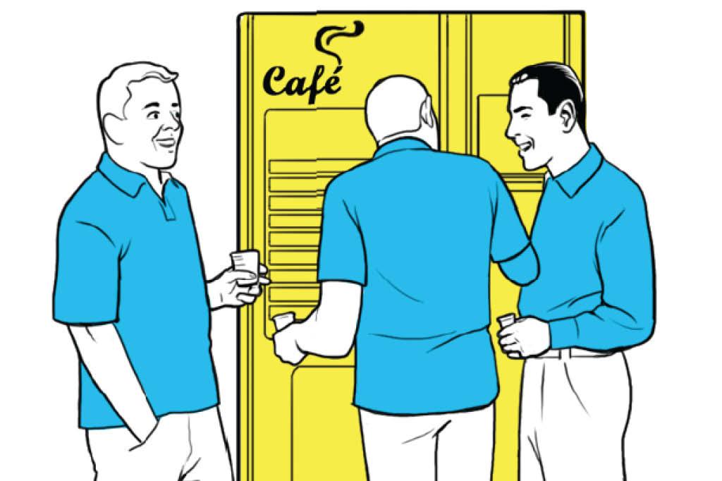 Como ser mais eficiente no trabalho - Não dispense o cafezinho
