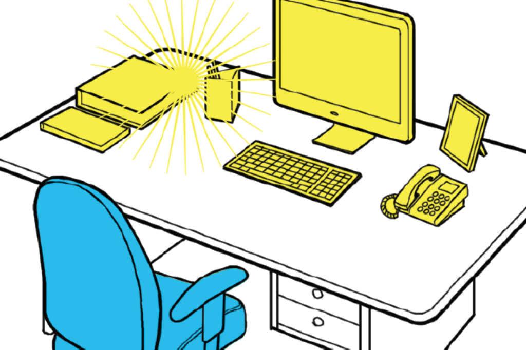 Como ser mais eficiente no trabalho - Organize-se