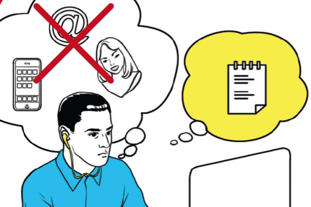 Como ser mais eficiente no trabalho - Um problema por vez