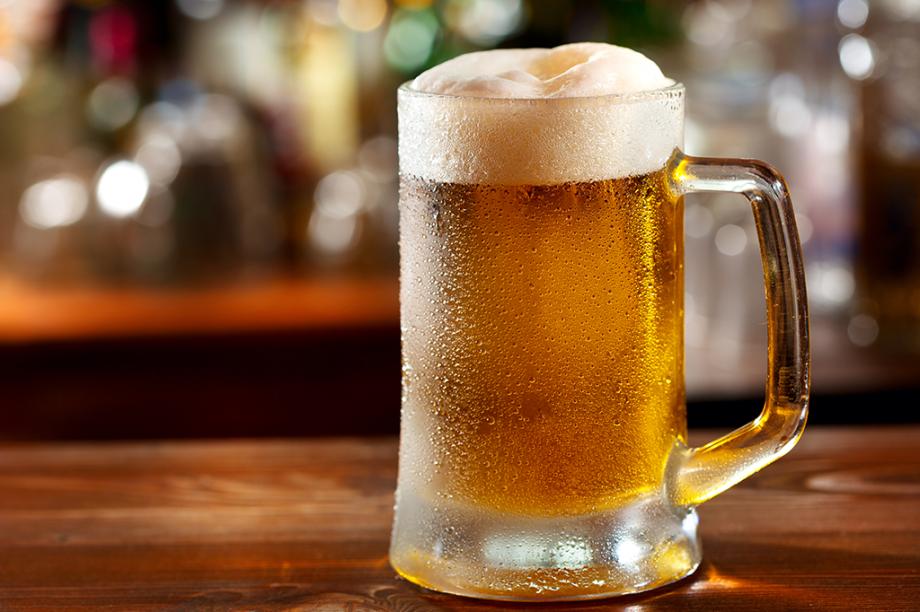 CERVEJA:Cerveja sem álcool.