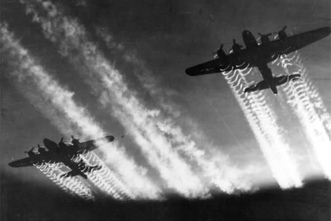 """Como funcionavam as """"fortalezas voadoras"""" da Segunda Guerra?"""