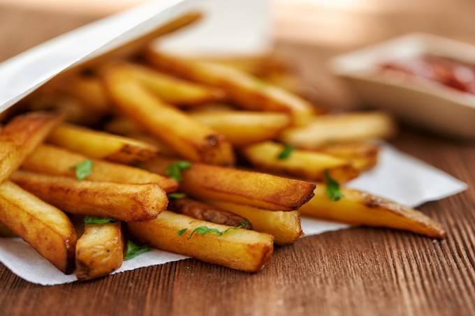 Por que fritura é tão gostoso?
