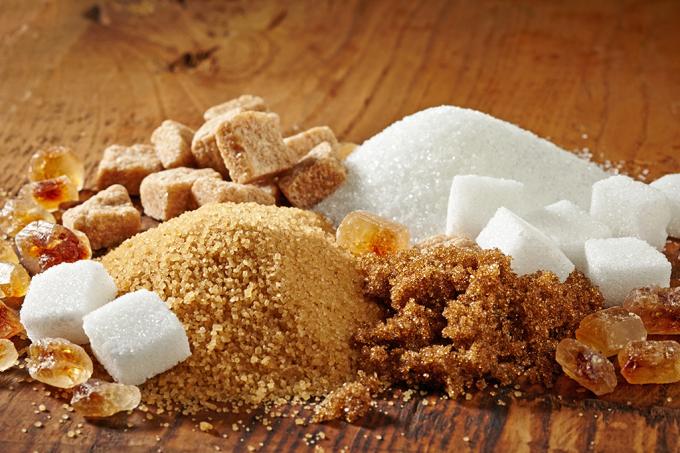 Quais as diferenças entre açúcar cristal, refinado, demerara e mascavo?