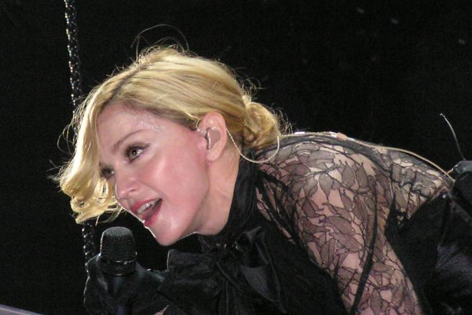 Conexões de Jesus a Madonna
