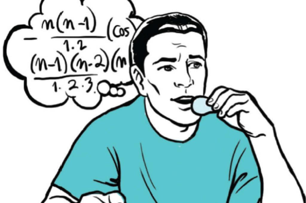 Como estudar para uma prova - Force a memória