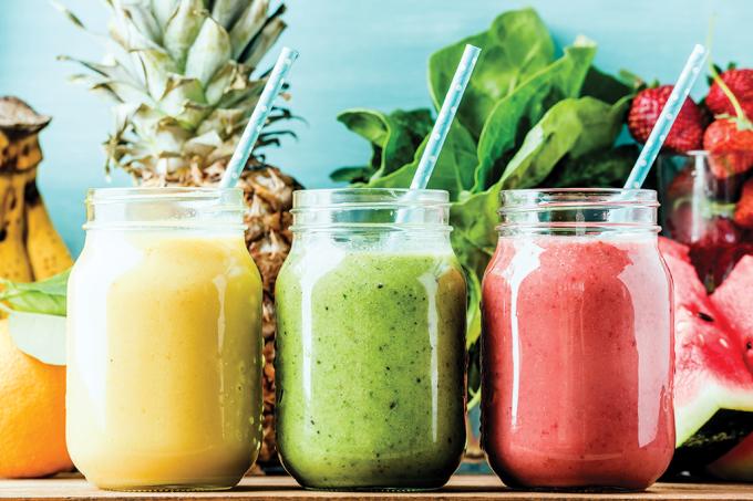 Qual a diferença entre suco, néctar de frutas e refresco?