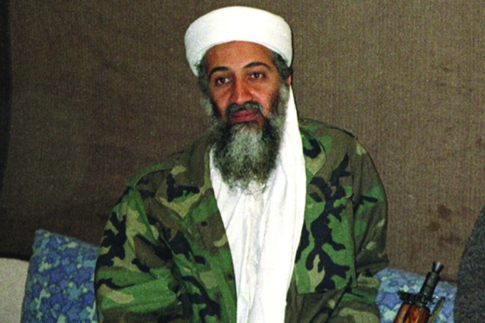 O homem que matou Bin Laden