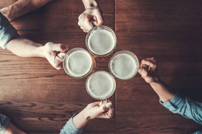 Remédio corta o efeito do álcool no organismo