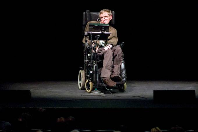 A vida privada de Stephen Hawking