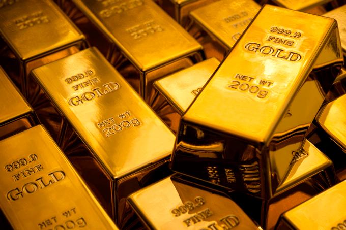 Será que barras de ouro realmente valem mais do que dinheiro?