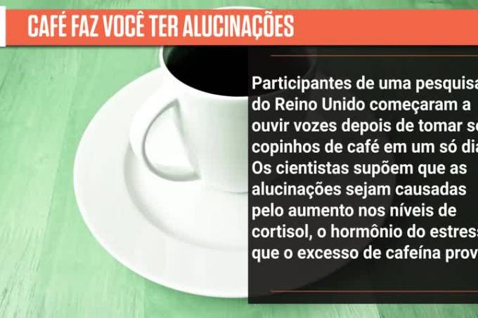 7 efeitos curiosos do café no organismo – #SuperListas