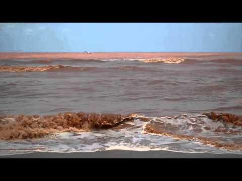 O rompimento da Barragem do Fundão