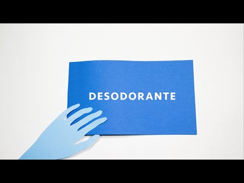 Aprenda a fazer desodorante com ingredientes naturais
