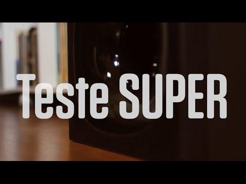 Teste SUPER #14: Soundbars