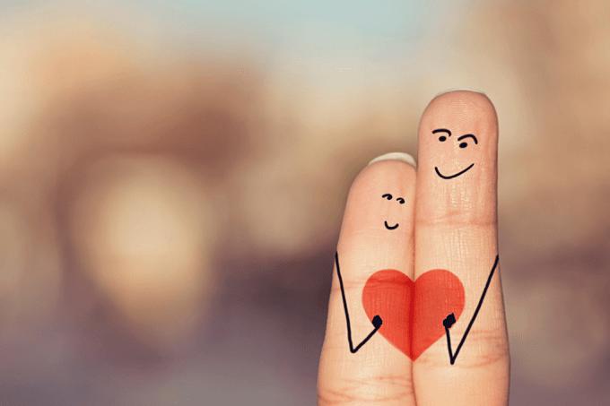 Tamanho do dedo pode prever com quantas pessoas você vai transar