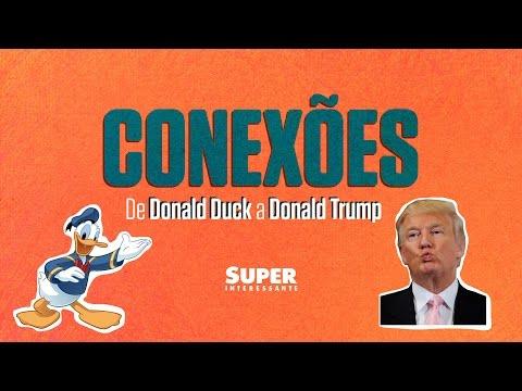 De Donald Duck a Donald Trump – Conexões #6