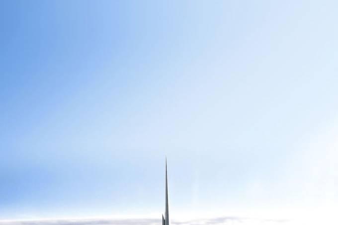 Jeddah Economic Company/Adrian Smith + Gordon Gill Architecture