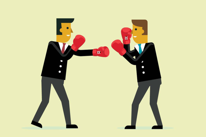 Brigar por causa de política no trabalho diminui a produtividade, diz estudo