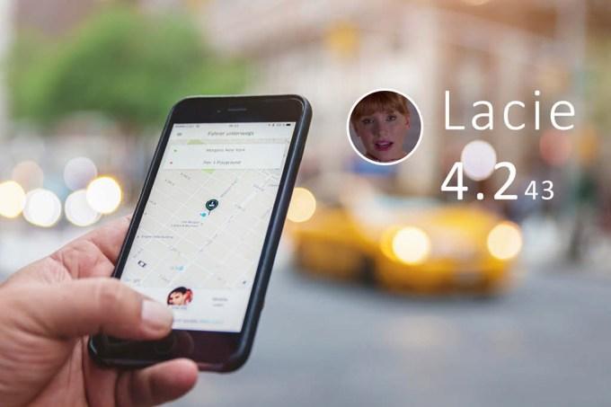 Black mirror vida real uber