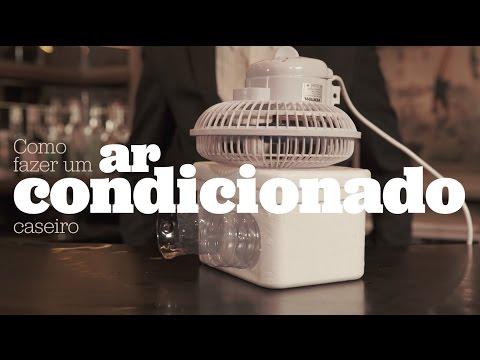 Como fazer um ar-condicionado caseiro – HACK #4