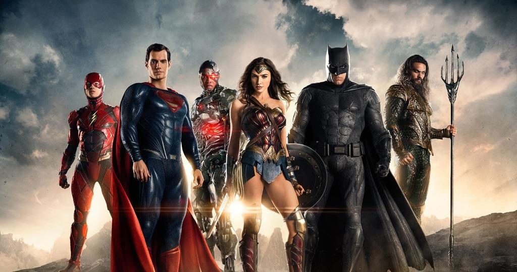 Mais de 70 filmes inspirados em HQs serão lançados nos próximos anos: Liga da Justiça