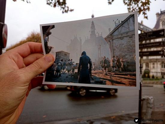 No jogo que se passa na capital francesa, lançado em novembro deste ano, o protagonista é Arno Victor Dorian.