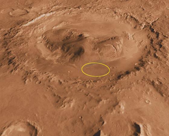 MRO (Lançamento: 2005) - Com as fotos de altíssima resolução tiradas por esta sonda a partir da órbita de Marte, informações inéditas sobre a superfície e atmosfera marcianas possibilitaram aos cientistas encontrarem lugares para pousos futuros, como o do robô Curiosity na Cratera Gale (foto).