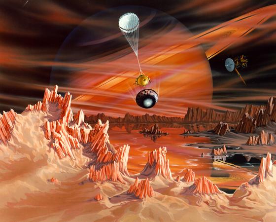 Cassini-Huygens (Lançamento: 1997) - Com o objetivo de estudar Saturno, seus anéis e suas luas, o projeto tem duas sondas: Cassini Orbiter, que em 2004 se tornou a primeira espaçonave a orbitar o planeta; e Huygens, que em 2005 pousou na superfície de Titã, a maior das 60 luas de Saturno - outro feito inédito.