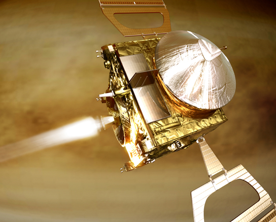 Venus Express (Lançamento: 2005) - Vai estudar a atmosfera e as nuvens venusianas com precisão sem precedentes. A sonda demorou apenas 5 meses para chegar à órbita de Vênus, que, apesar de ter tamanho e composição química semelhantes às da Terra, evoluiu de maneira diferente. Esta missão está nos ajudando a descobrir o porquê.
