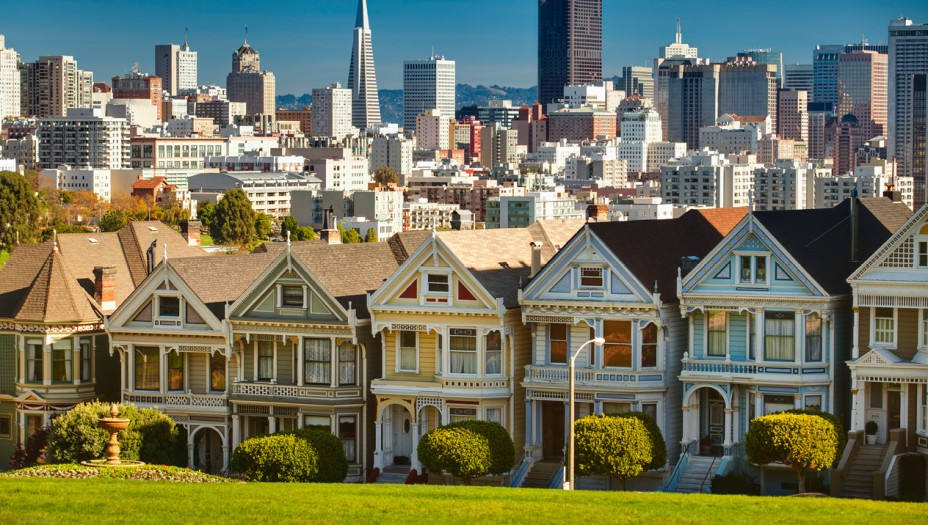 5ºda América: São Francisco, nos Estados Unidos(28º lugar geral)