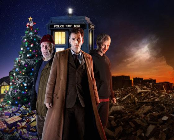 The End of Time (4ª temporada, episódios 17 e 18, 2009/2010)