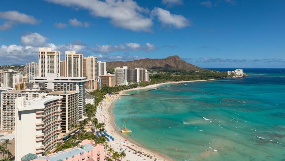 6ºda América: Honolulu, nos Estados Unidos(35º lugar geral)
