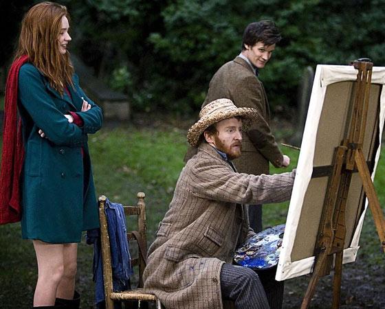 Vincent and the Doctor (5ª temporada, episódio 10, 2010)