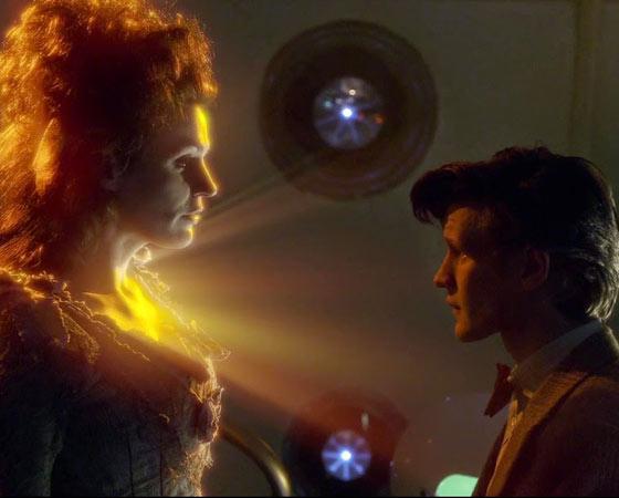 The Doctors Wife (6ª temporada, episódio 4, 2011)