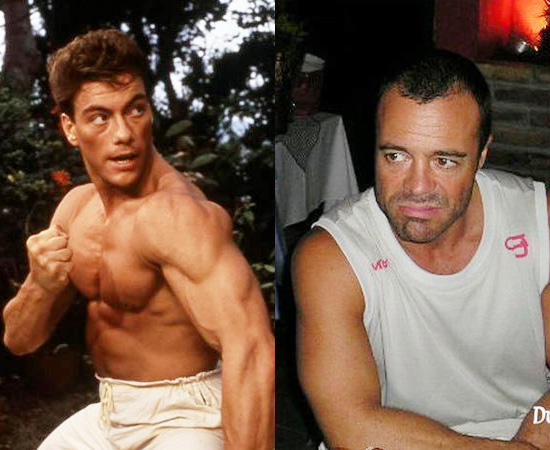 Dublador: Affonso Amajones. Fez a dublagem de vários personagens de Jean-Claude Van Damme. Também emprestou a voz a Antonio Banderas, Arnold Schwarzenegger, Yamcha (Dragon Ball) e Desmond (Lost).