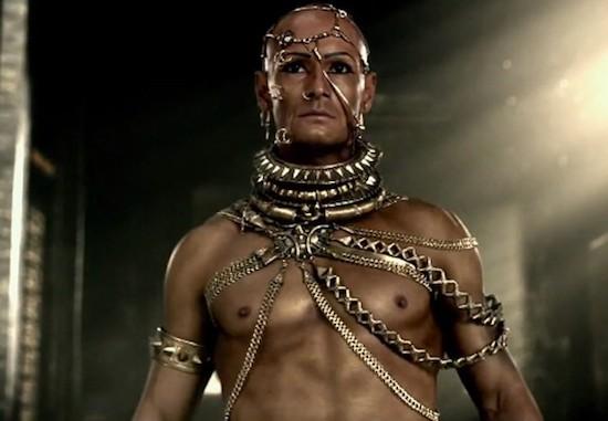 Rodrigo Santoro em <i>300</i> (2006)