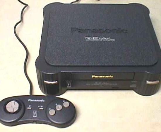 3DO (Panasonic) - 1993