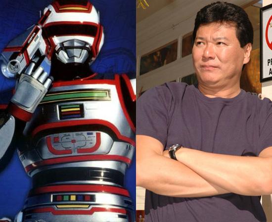 Dublador: Carlos Takeshi. Interpretou a voz de Jaspion, Tremi de Sagita (Cavaleiros do Zodíaco) e personagens de Jackie Chan.
