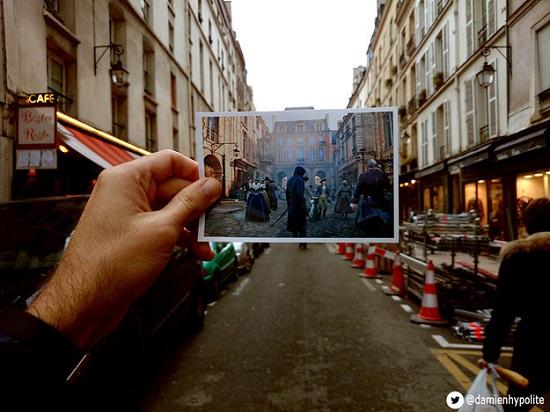 As fotos de Damien Hypolite ganharam a internet. Nelas, é possível perceber que alguns lugares pouco mudaram. Pelo menos na Paris recriada em Assassins Creed.