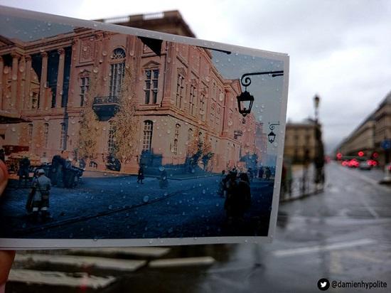 No Tumblr, ele escreveu: Hoje percorri Paris duas vezes. Primeiro em 1789, pelos olhos de Arno Victor Dorian. Depois, andando de bicicleta (sob a chuva), comparando a Paris de 2014 com a da Revolução Francesa, recriada pelas equipes da Ubisoft.